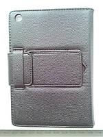 [ Apple iPad mini 1 2 3 7.9 ] Кожаный чехол для планшета Айпад мини 1 2 3 черный