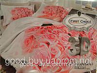Комплект постельного белья First choice  3D бамбук -  Desire
