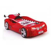 Кровать-машина My Car (красная пластиковая)