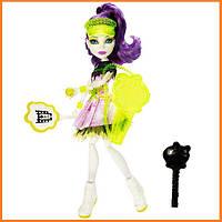 Кукла Monster High Спектра Вондергейст (Spectra) из серии Ghoul Sports Монстр Хай