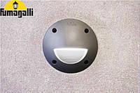 Встраиваемый светильник IP66 для подсветки лестниц, стен Fumagalli Leti-2C4 Ø134