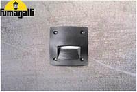Встраиваемый светильник IP66 для подсветки лестниц, стен Fumagalli Leti-3C4 115x115
