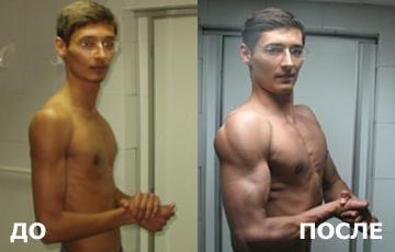 Как без стероидов накачать мышцы за 3 месяца в домашних условиях - Trapeza-meat.ru