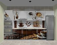 Кухня Кофе с ультрафиолетовой печатью 2,6м