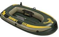 Лодка надувная одноместная 68345