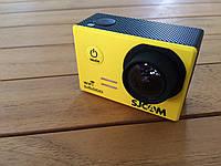 Экшн камера Sjcam SJ5000 wifi yellow