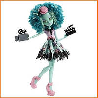Кукла Monster High Хани Свомп (Honey Swamp)  из серии Frights, Camera, Action! Монстр Хай