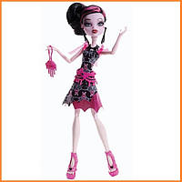 Кукла Monster High Дракулаура (Draculaura) из серии Frights, Camera, Action! Монстр Хай
