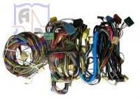 Электропроводка(низковольтные жгуты)  на легковые автомобили и микроавтобусы
