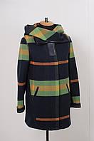Кашемировое пальто короткое- Л-502