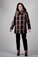Пальто женское короткое- Л-502