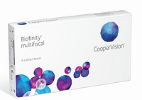 Контактные линзы Biofinity multifocal