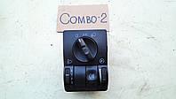 Переключатель или выключатель света на панели приборов Опель Комбо / Opel Combo 2005, 9116614