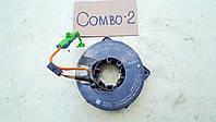 Шлейф подрулевой, контактное кольцо Опель Комбо Opel Combo 2006г. 24459849, 1610662