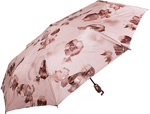 Деликатный женский зонт ZEST( ЗЕСТ) Z23992-4 Автомат + Антиветер