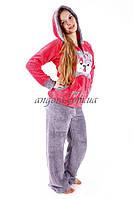 Пижама теплая (soft) Birlik №8273