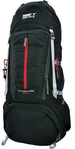 Экспедиционный рюкзак 70 л. High Peak Kilimanjaro 70, черный, 921775