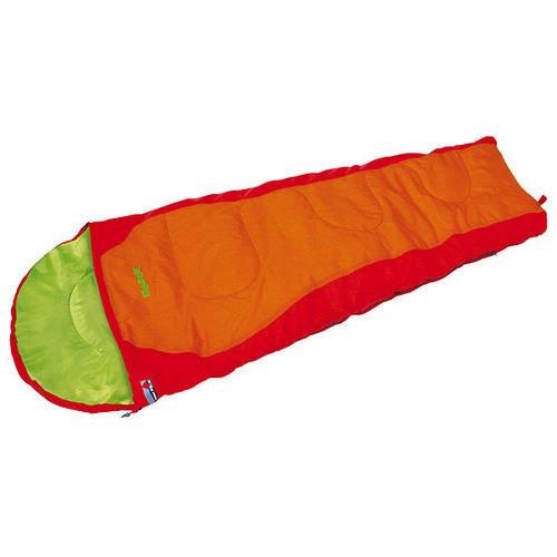 Спальный мешок High Peak Funny Boogie / +14°C (Right) 921760 оранжевый-красный-зеленый