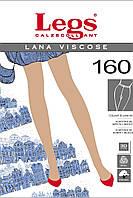 Колготки из шерсти и вискозы Lana Viscose 160 ден, Legs