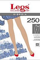 Колготки теплые с начесом Siberia 250 ден, Legs