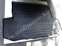 Коврик в багажник ЗАЗ Vida седан (AVTO-GUMM)