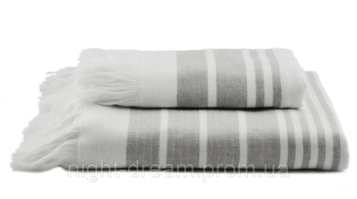 Банная простыня-пештемаль 100х180 Marine Towel  от Hamam