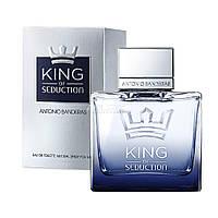 Antonio Banderas King of Seduction - Туалетная вода (Оригинал) 50ml