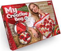 "Набор для творчества ""My Creative Bag"". Вышитая сумка"