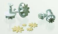 Набор форм для выпечки цветок Matfer 431021 4 шт