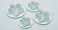 Набор форм для выпечки дикая роза Matfer 431016 4 шт