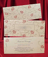 Красочные пригласительные на свадьбу, красивые и оригинальные  приглашения