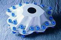 Форма ракушка Martellato MIR12 71х56х20 см