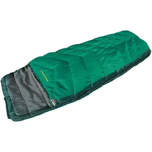 Спальный мешок High Peak Greenfield / +5°C (Right) 921755 зеленый