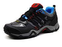 Кроссовки Adidas Terrex, мужские, кожаные, р. 41 42, фото 1