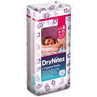 Подгузник Huggies DryNites для девочек 8-15 лет 9 шт (5029053527604)