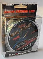 Леска Winner Original Power King Fisher 100м 0,25-0,35 мм