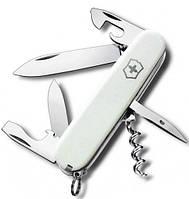 Оригинальный карманный складной нож Victorinox Spartan 13603.7 белый