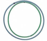 Обруч пластиковый большой 70 см Яблокова  (ObrBig)