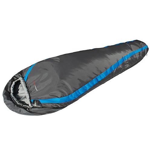 Спальный мешок High Peak Pak 1000 / +5°C (Right) 921749 серый