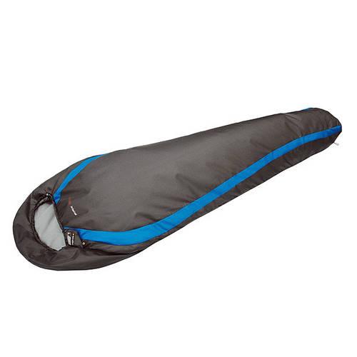 Спальный мешок High Peak Pak 600 / +11°C (Right) 921748 темно-серый