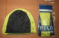 Шапочка для плавания BECO тканевая