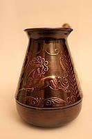 """Турка для кофе медная (400 мл) """"Огненная лошадь"""""""