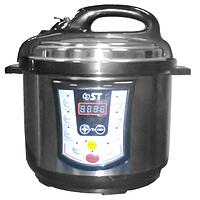 Мультиварка -скороварка ST 44-120-50 (1200 Вт,3D, 5 л, нерж. сталь, 9 прогр, керам. чаша)