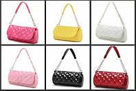 Броские лакированные сумочки! Мода 2015! Сумки из кожи PU.Хорошее качество.Интернет магазин.Код: КСМ192