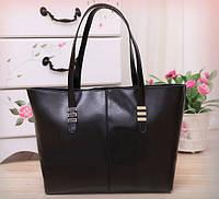 Сумка-шоппер. Стильная сумка. Женская сумка. Недорогая сумка. Интернет магазин. Натуральная кожа. Код: КЕ47