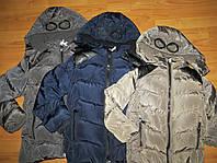 Куртка на синтепоне c флисовой подкладкой на мальчиков /евро зима/ Nature  2/3 лет