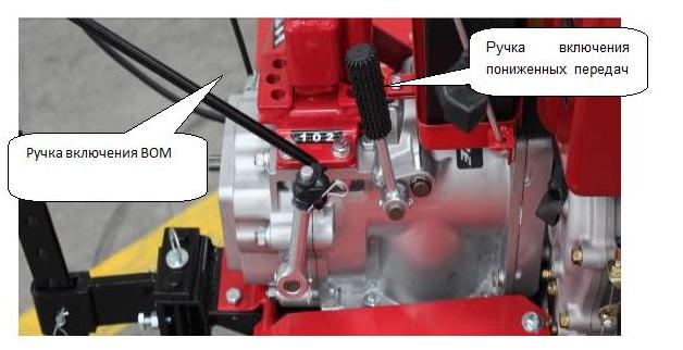 Мотоблок weima wm1100c-6, (4+2 скорости, бензин 7л. с.) Бесплатная доставка по Украине - фото 1
