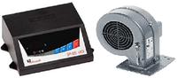 Блок управления KG Elektronik SP 05 LED + вентилятор DP 02