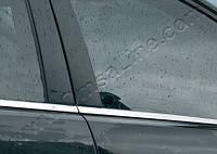 Хром молдинги окон Volkswagen JETTA 05-10 г.в.