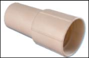 Соединение для шланга ТМ 38.С, диаметр 38 мм, Kripsol